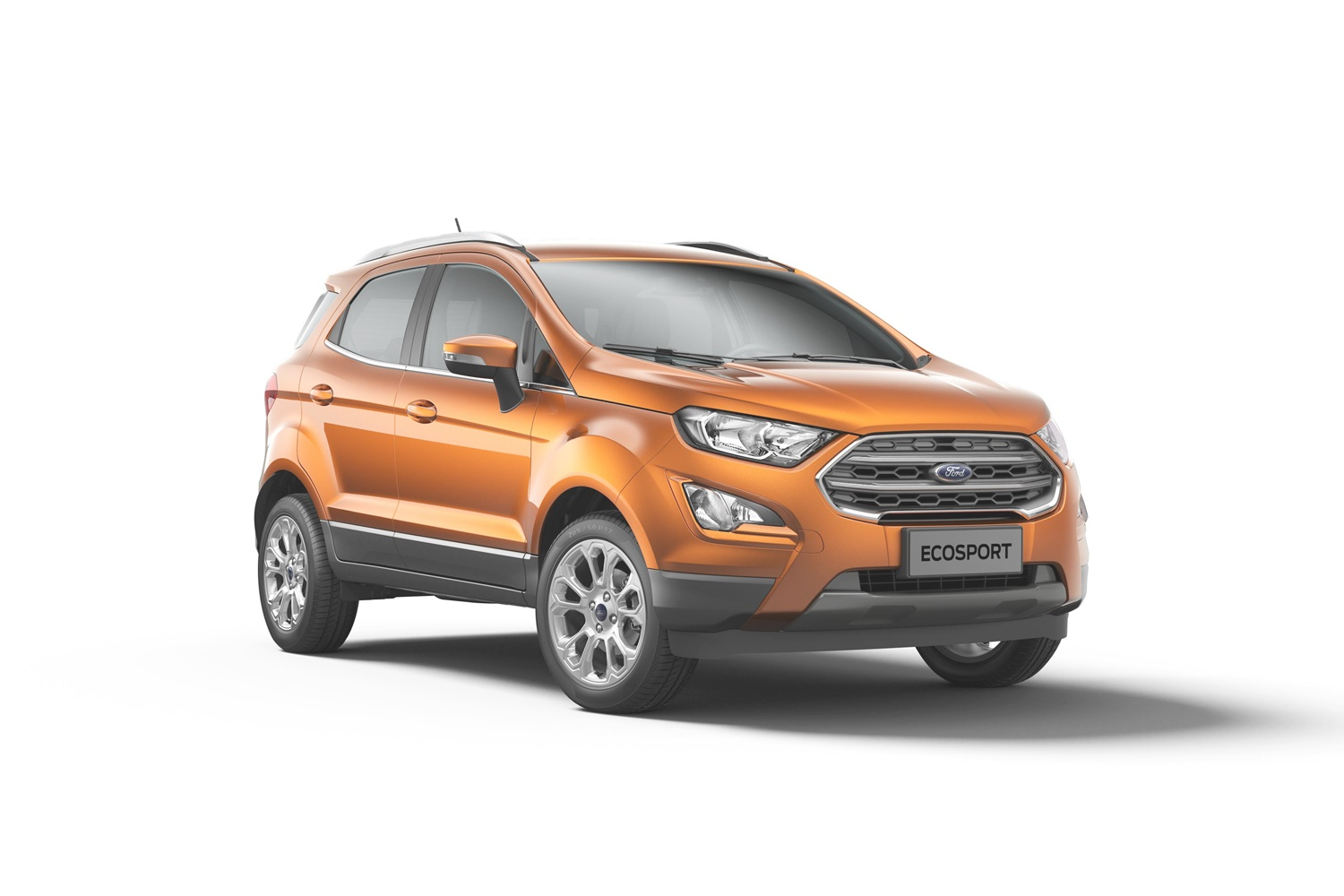 FORD ECOSPORT TITANIUM 1.0 AT ECOBOOST