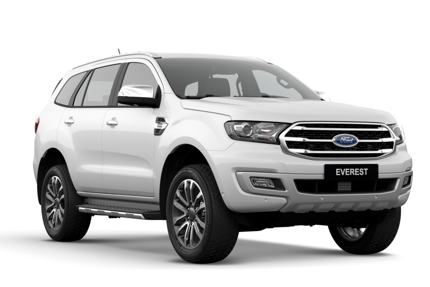 FORD EVEREST TITANIUM 2.0L 4X2 AT