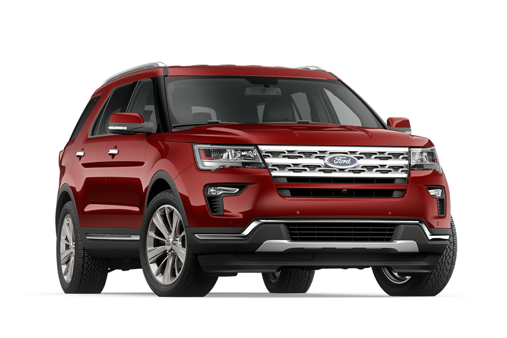 FORD EXPLORER LIMITED 2.3 AT ECOBOOST